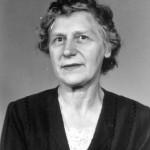 Helga Fossum. Fotoeier: Siv H. Didrichsen. (ÅMH 006-0015)