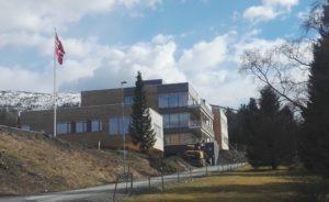 Stokkbakken omsorgssenter 25.04.2017. Foto: Arne Langås.